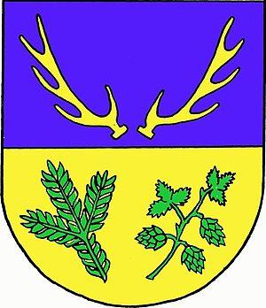 Deštnice - Image: Deštnice znak