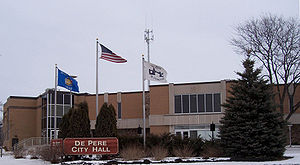 De Pere, Wisconsin - City Hall