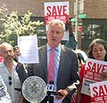 De Blasio Urges Governor Cuomo to Save LICH & Interfaith Medical Center From Closure (9234020476).jpg