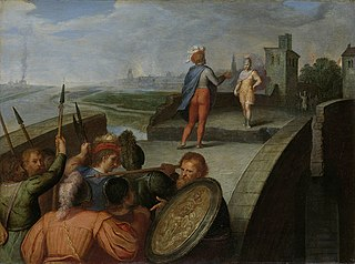 Peace Negotiations between Claudius Civilis and Cerealis