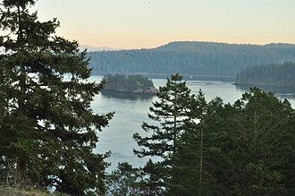 Strawberry Island (Deception Pass, Washington) - Strawberry Island