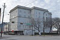 Deep Ellum - Knights of Pythias - Union Bankers Building 03.jpg