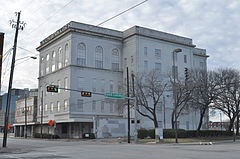 Deep Ellum - Knights of Pythias - Union Bankers Building 03.jpg