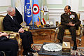 Defense.gov News Photo 110324-D-XH843-004 - Secretary of Defense Robert M. Gates meets with Head of Supreme Military Council and Egyptian Defense Minister Mohamed Hussein Tantawi in Cairo.jpg