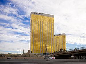Delano Las Vegas - Image: Delano Hotel Las Vegas