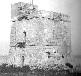 Delimara Tower