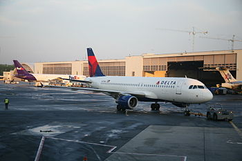 Plane of Delta Air Lines, Inc.