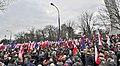 Demonstracja Komitet Obrony Demokracji KOD Warszawa 19 grudnia 2015.JPG