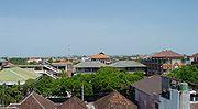 Denpasar rooftops