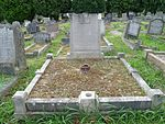Denis Armstrong Wapshott RAF grave Southgate Cemetery.jpg