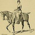 Der Damen-Reitsport - Mit 50 Abbildungen = Women riders - with 50 illustrations (1904) (20834912126).jpg