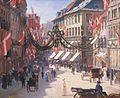 Der flages, sommerdag i Vimmelskaftet.jpg