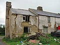 Derelict cottage behind Thorndon House - geograph.org.uk - 425959.jpg