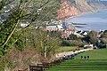 Descent into Sidmouth - geograph.org.uk - 1139142.jpg