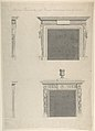 Designs for Two Chimney-pieces in Lord Viscount Charlemont's Casino at Marino, Dublin MET DP805619.jpg