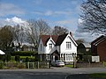 Detached house, Gaer Road - geograph.org.uk - 1818438.jpg