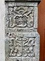 Detalje fra portal, Nykirken.jpg