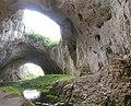 Devetàshka peshterà (Devetàshka cave).JPG