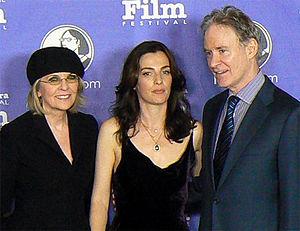 Ayelet Zurer - Zurer with Diane Keaton and Kevin Kline