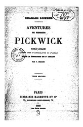 Charles Dickens: Les Papiers posthumes du Pickwick Club