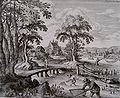 Die Wiesemündung Stich von Matthäus Merian d. Ä..jpg
