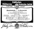 Die Woche 1904-08-13 S. III Höheres Technisches Institut Coethen.jpg