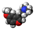 Dimemebfe molecule spacefill.png