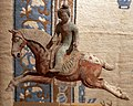 Dinastia tang, coppia di giocatori di polo, VIII-IX secolo ca. 01.jpg