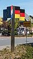Dinxperlo (NL), Flaggenskulptur -- 2016 -- 2328.jpg