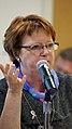 Direktoren for Likestillingssenteret pa Island pa de nordiske likestillingsministrenes seminar under FNs kvinnekommisjons sesjon (CSW55) i New York onsdag 23. februar 2011.jpg