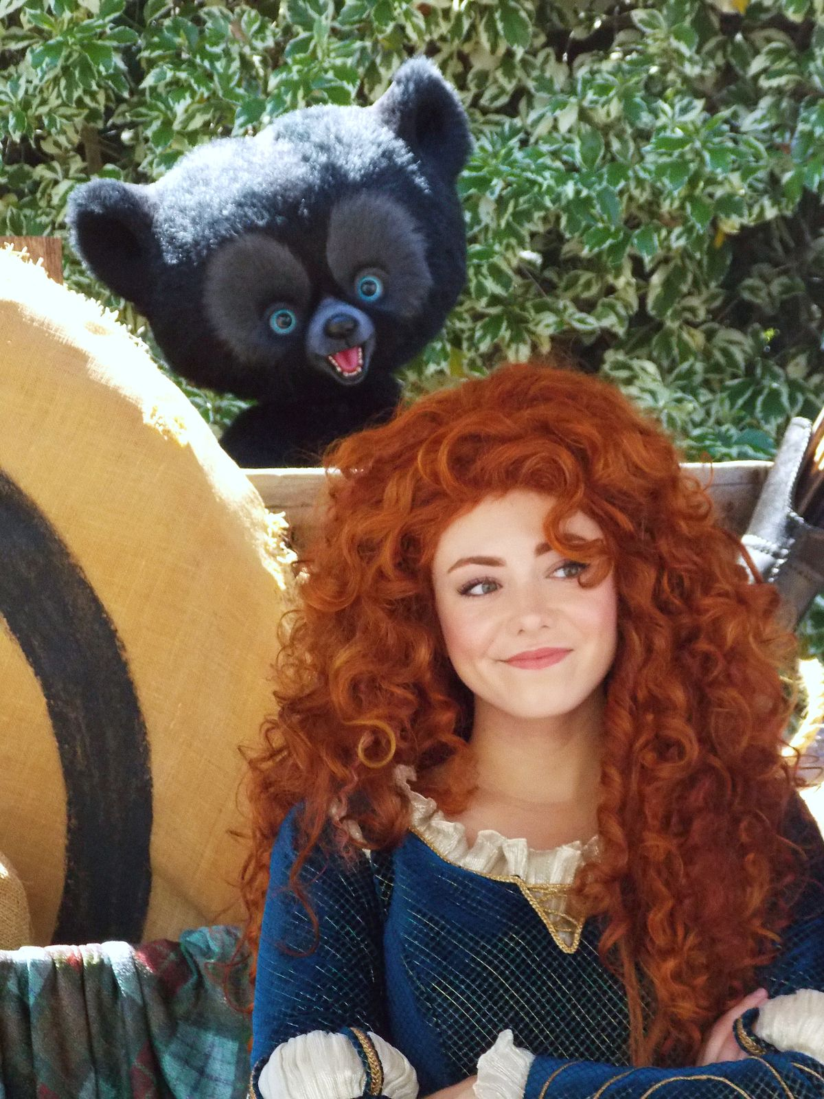 It is an image of Insane Pictures of Merida From Brave