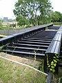 Disused railway bridge over the Grand Union Canal - geograph.org.uk - 1354325.jpg