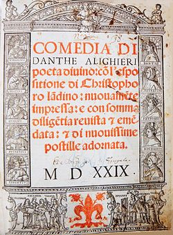 Literatura De Italia Wikipedia La Enciclopedia Libre