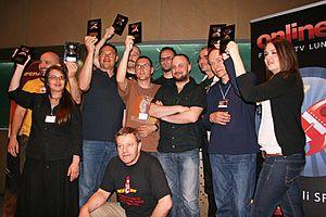 SFERA Award - Dobitnici Nagrade SFERA 2011. godine
