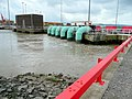 Dock infrastructure at Royal Portbury - geograph.org.uk - 1461642.jpg