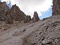 Dolomites - Alta Via 2, Stage 02-11 Rifugio Genova to Rifugio Puez - panoramio (6).jpg