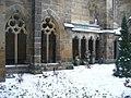 Dom zu Meissen - Innenhof (Meissen Cathedral - Cloister) - geo.hlipp.de - 32474.jpg