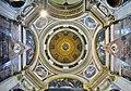Dome Cappella Chigi, Santa Maria del Popolo (Rome) Wide view.jpg