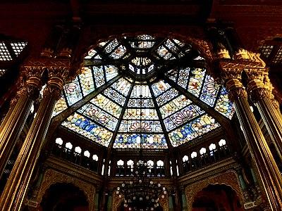 Dome of Mysore Palace.jpg