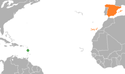 Dominica Spain Locator.png
