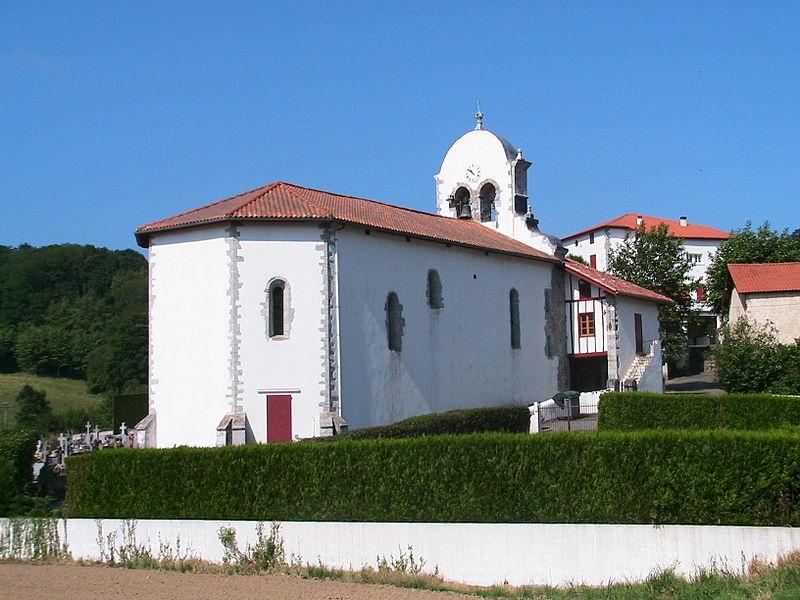 Église Saint-Étienne de Saint-Estebendécor intérieur (Inscrit)