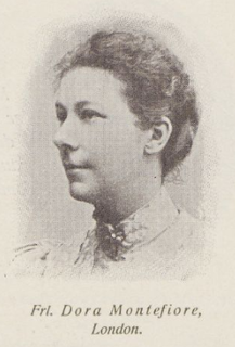 Dora Montefiore suffragette, socialist, writer