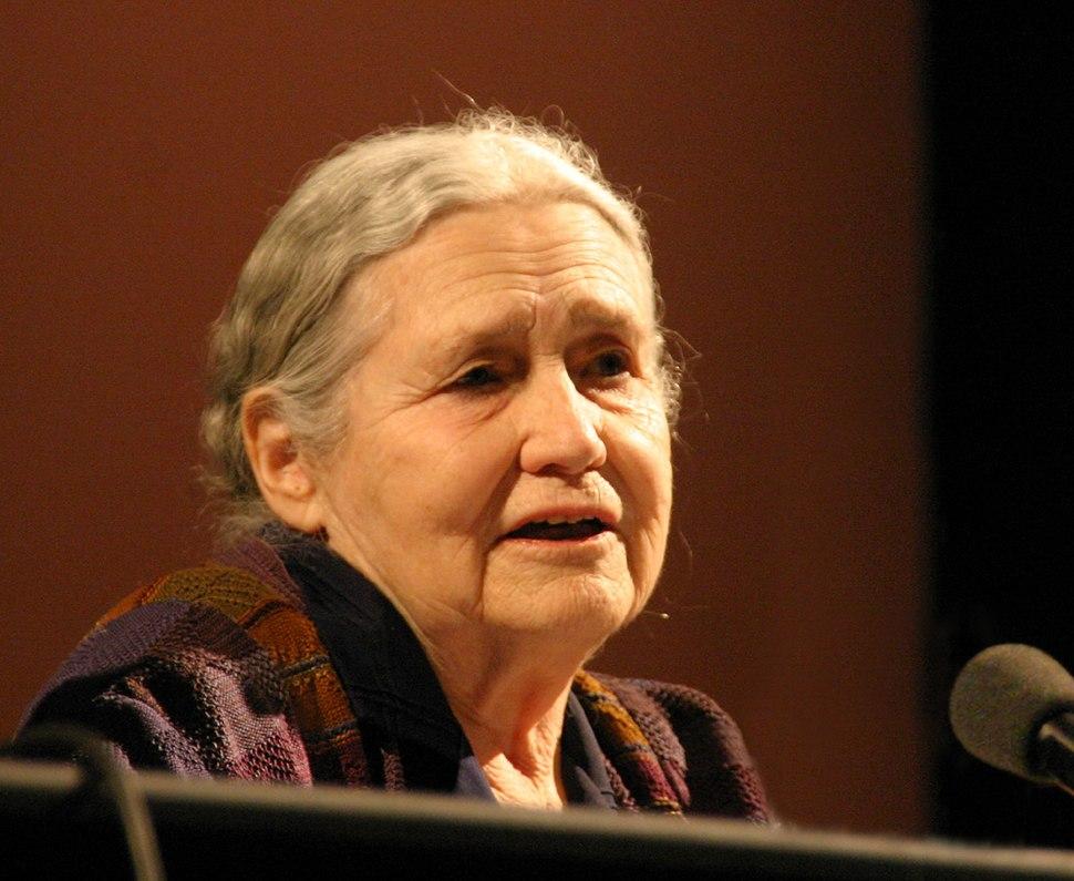 Doris lessing 20060312