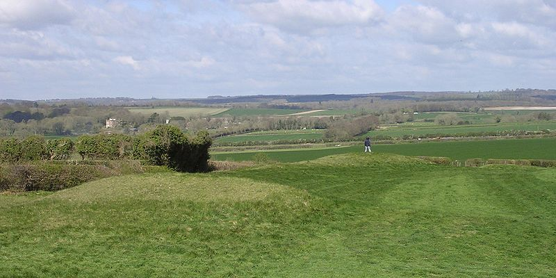File:Dorset cursus terminal on thickthorn down.jpg