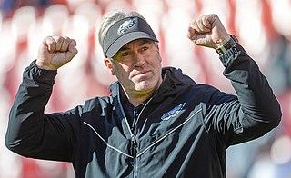 Doug Pederson American football coach and former player
