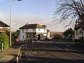 Downtown Dinas Powys - geograph.org.uk - 96927.jpg