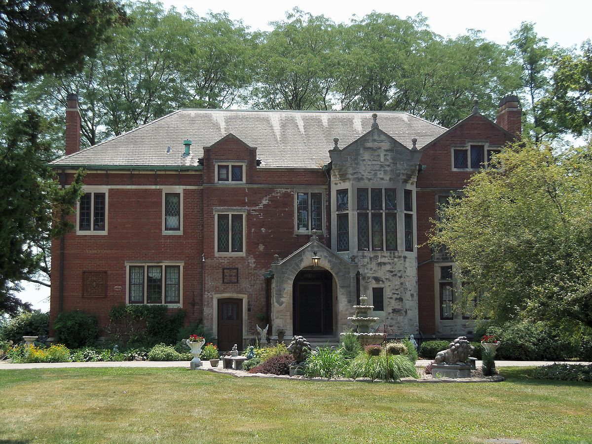 Dr  Kuno Struck House - Wikipedia