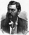 Dr Vladan Dj. Djordjevic, pukovnik srpske vojske (oko 1890. godine).jpg
