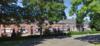 foto van Woonblok van negen dienstwoningen voor personeel van de Stoomtram Maatschappij Breskens-Maldeghem