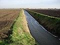 Drain across Home Dams Fen - geograph.org.uk - 1141425.jpg